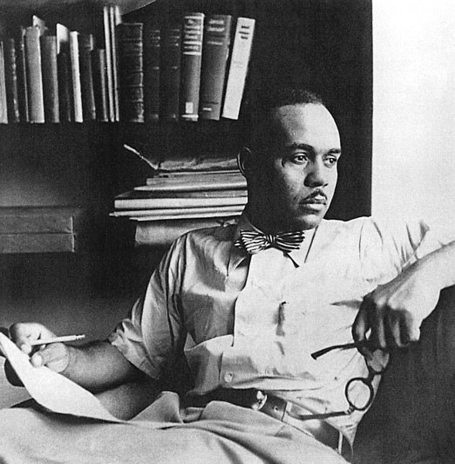 Ralph Ellison. Image from Star News Online.