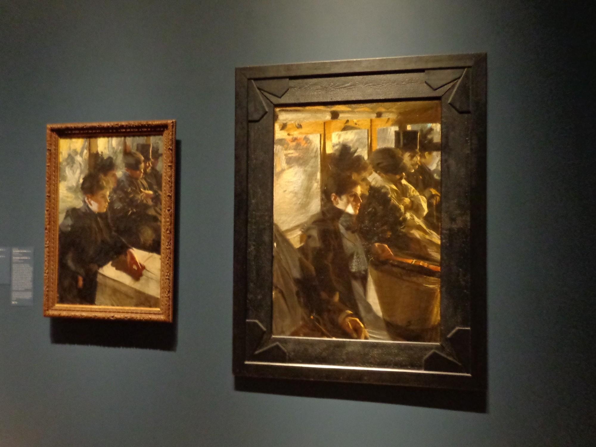 """""""Omnibus,"""" Paris 1892"""