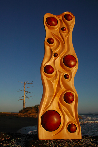 """Andromeda"" (6 feet tall)"